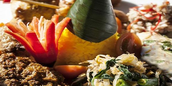 Ristaffel Indonesian Seafood