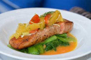the_elysian_seminyak_pan_seared_salmon_orang_sauce